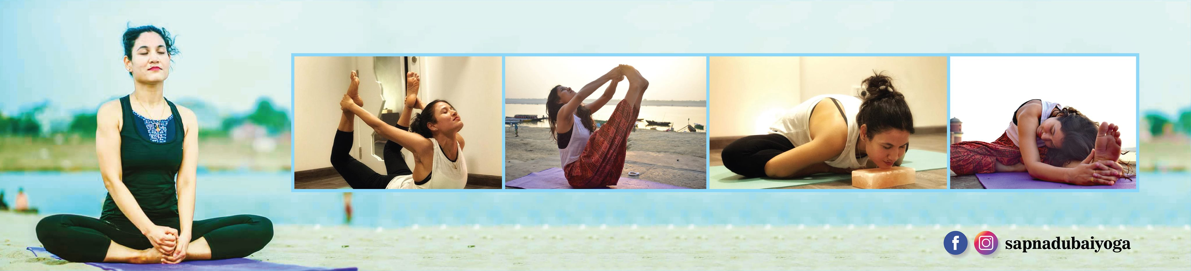 Sapna's Yoga Diary